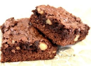 Brownies SazónBoricua© all rights reserverd