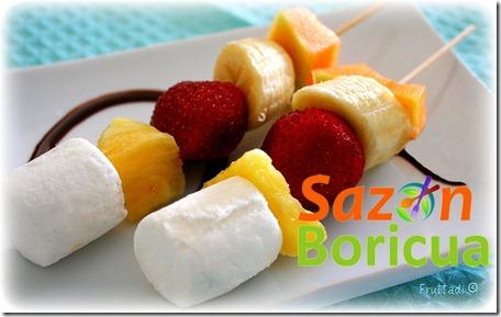 pinchos de fruta sazonboricua1
