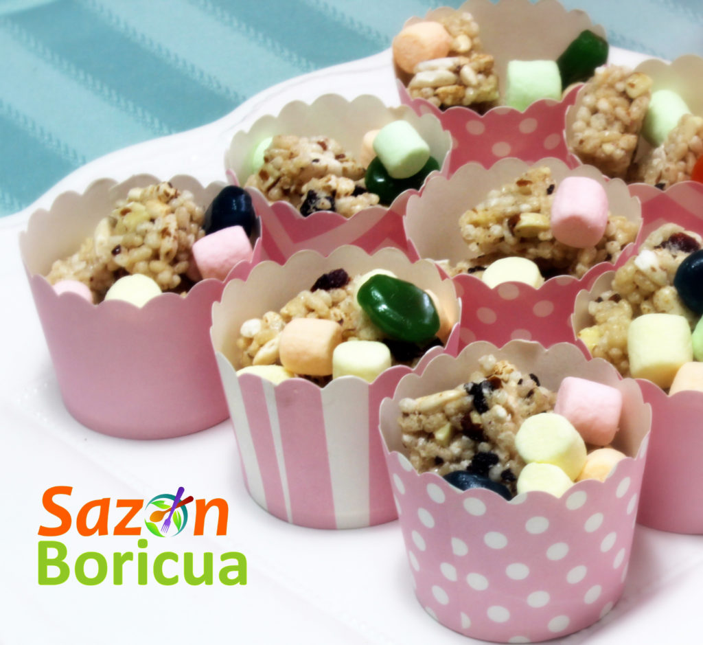 barritas de cereal bites size copy