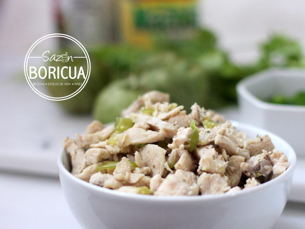 Enchiladas Verdes de Pollo Pollo Para Enchilada Verde