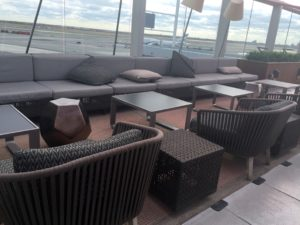 Terraza Bar Sky Club de JFK
