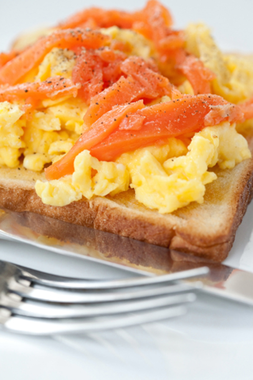 http://www.dreamstime.com/royalty-free-stock-photos-smoke-salmon-scrambled-egg-toast-image13142948